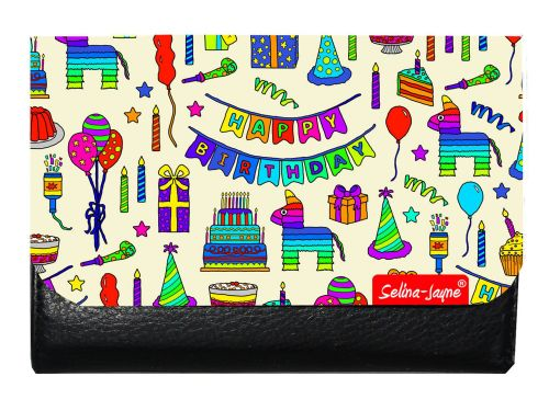 Selina-Jayne Birthday Celebrations Limited Edition Designer Small Purse